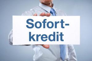 Sofort Kredit