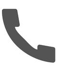 Zum Telefon greifen und anrufen