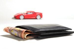 Kurzfristige Kreditaufnahme für Kfz